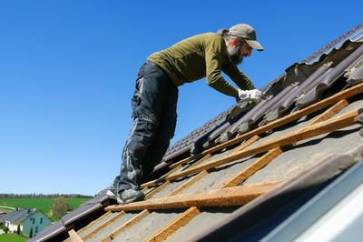 Roofing Contractors Fayetteville NC